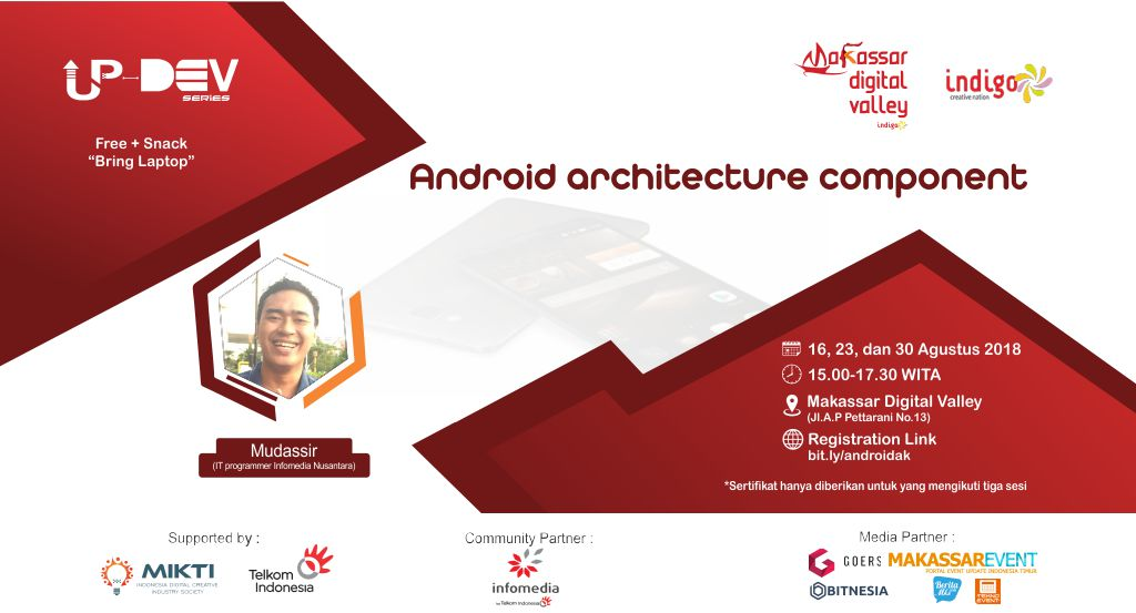 Up-Dev Series : Android Architecture Component