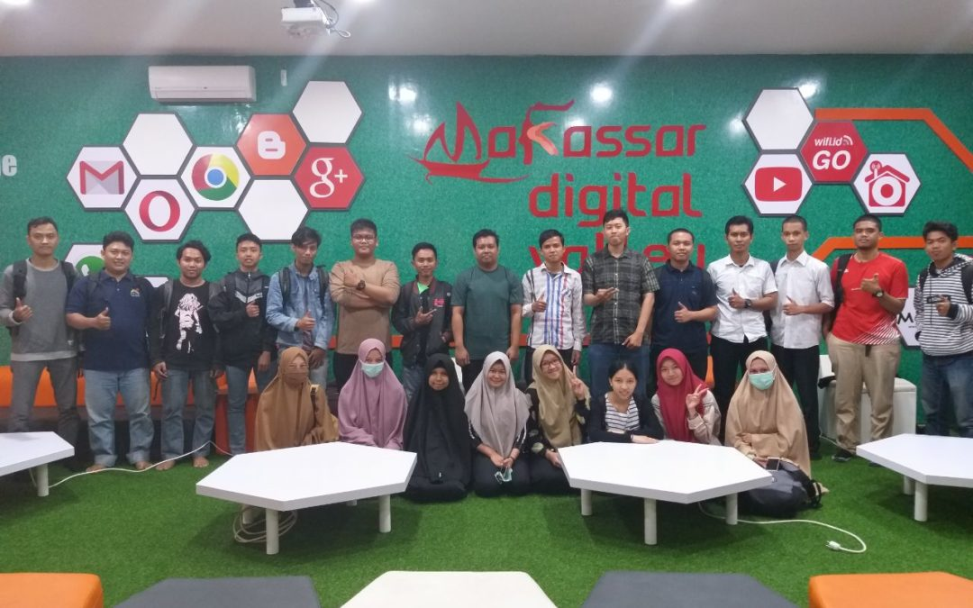 Creative Corner DILo Makassar – Basic UI Design with Figma #1