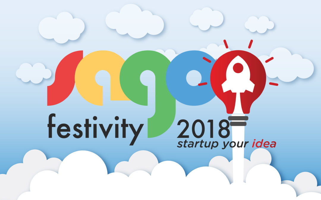 "Seminar Nasional Sagoo Festivity 2018 ""Startup Your Idea"""