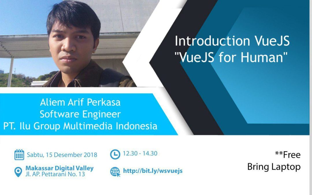 "Introduction VueJS "" VueJS For Human"""