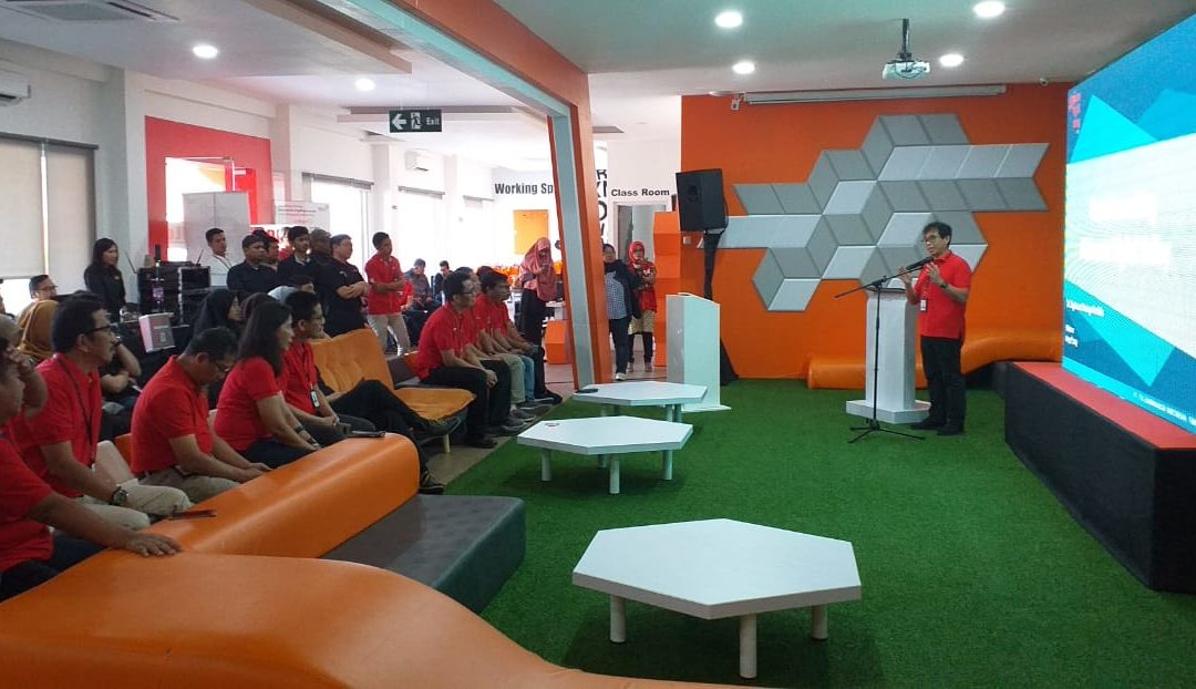 Grand Launching Makassar Digital Valley
