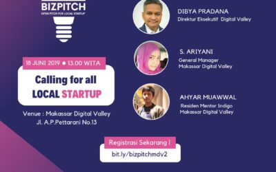 """Bizpitch 2nd Round """"Open pitch for Local Startup"""""""